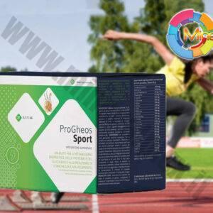 integratore alimentare ProGheos Sport di Gheos