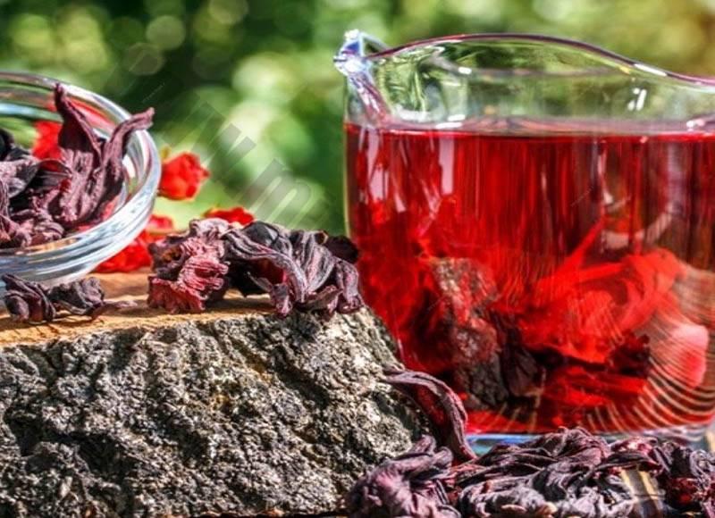 herbs-dried-flowers-karkade-hibiscus-