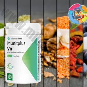 integratore alimentare munitplus vir di Gheos
